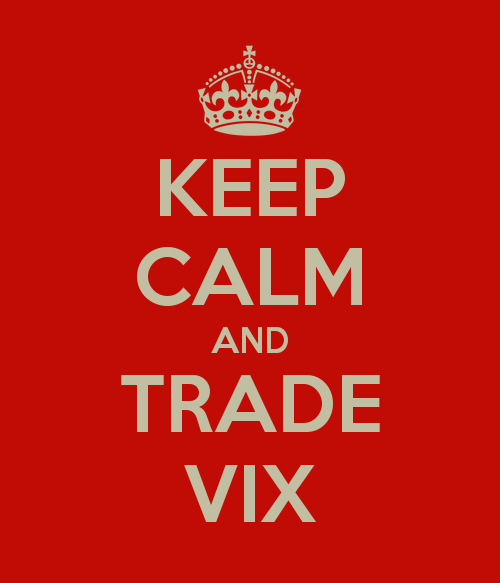 Keep Calm and Trade VIX